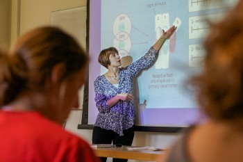 A Cognitive Neuroscientist in the Classroom | Haverford College