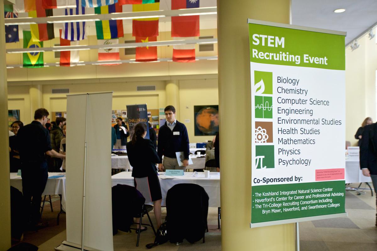 CCPA STEM recruiting event