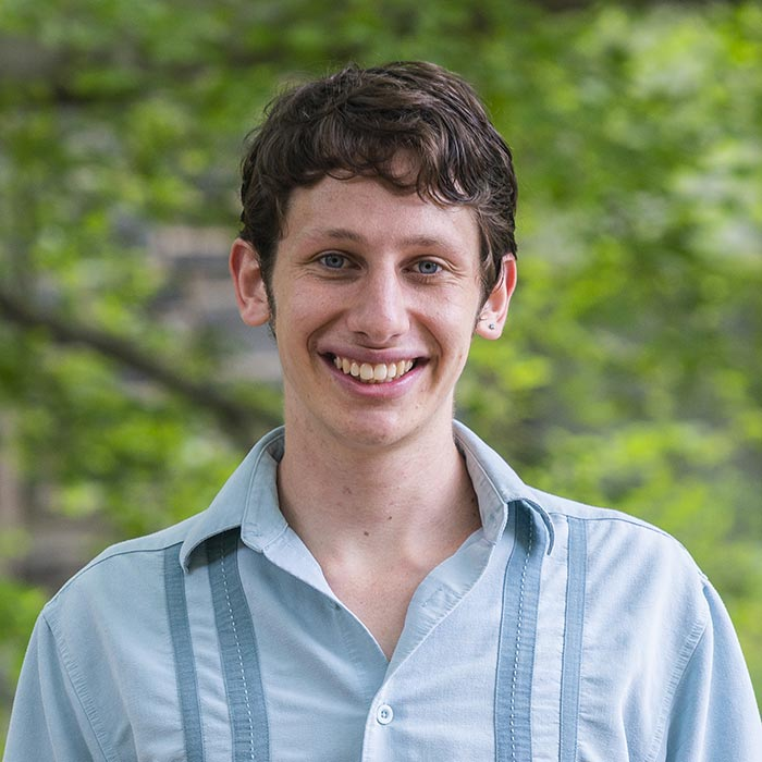 Gabriel Halperin-Goldstein