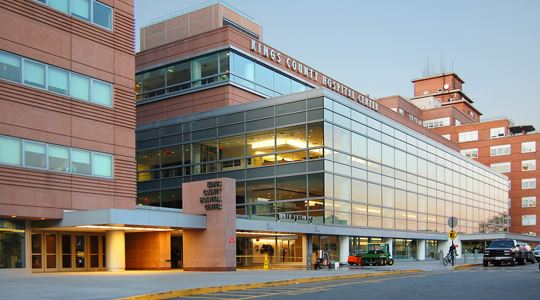 Summer Internship with Kings County Hospital, Brooklyn, NY