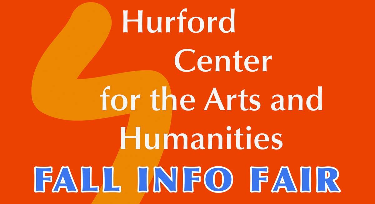 HCAH Fall Info Fair