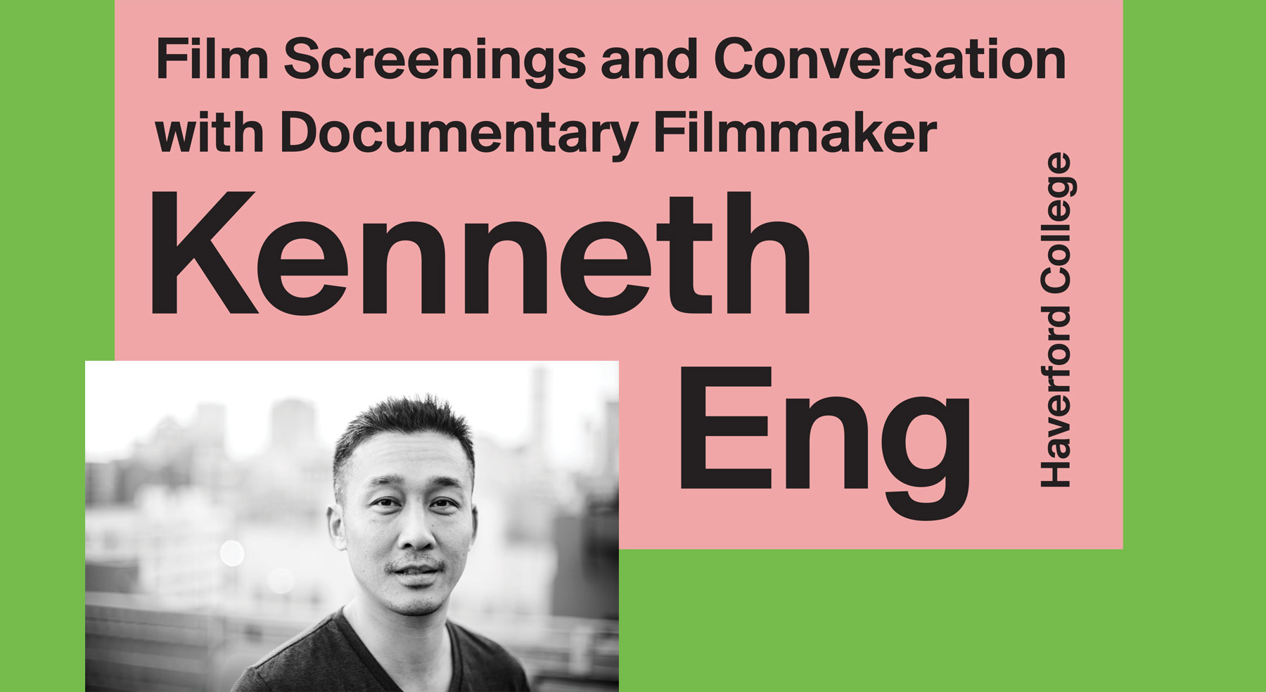 Kenneth Eng poster