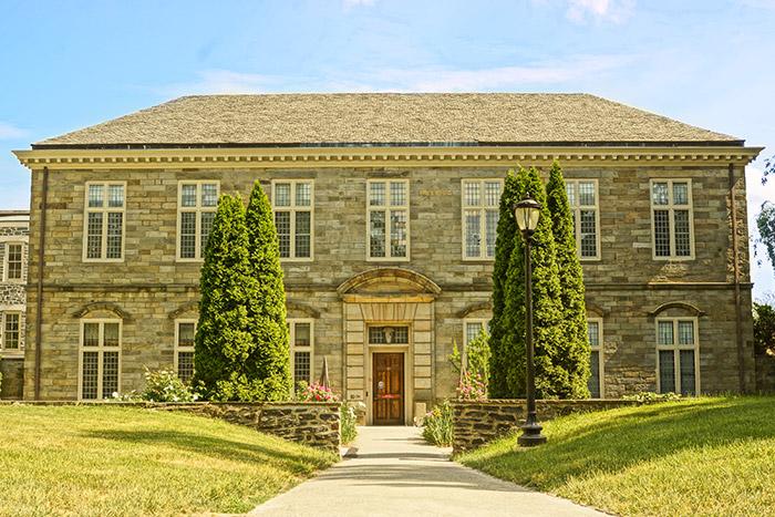 Hilles Hall