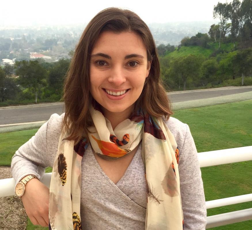 Alexandra Wolkoff '14