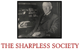 Sharpless Society Logo