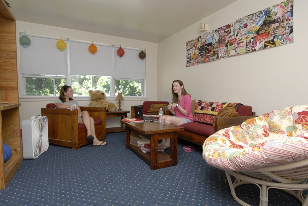 College Apartments Inside why haverford | haverford college