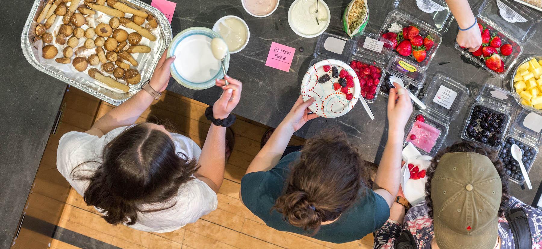 Cool Food workshop