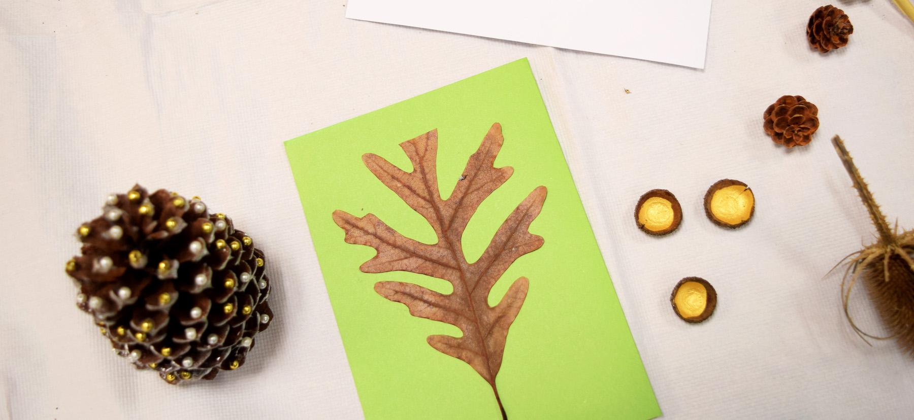 Arboretum craft workshop
