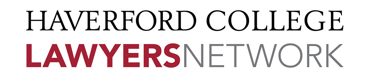 Haverford College Lawyer's Network logo