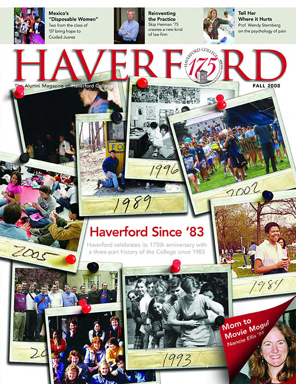HAVERFORD Fall, 2008