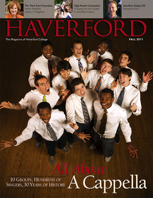 HAVERFORD Fall, 2011