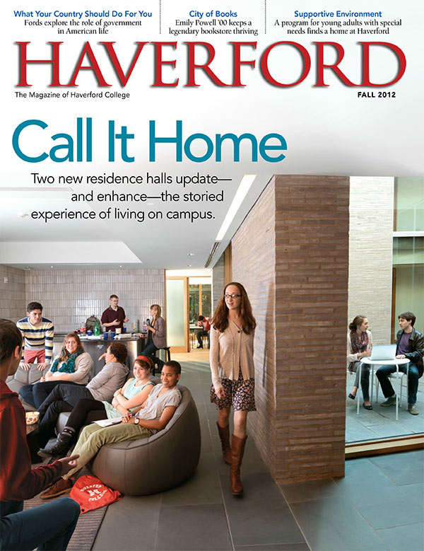 HAVERFORD Fall 2012