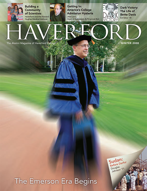 HAVERFORD Winter, 2008