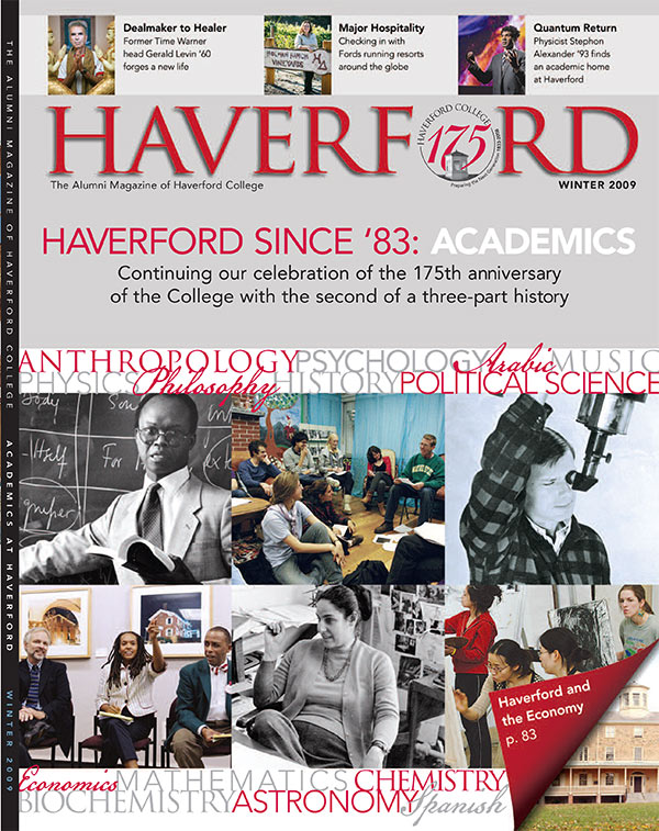 HAVERFORD Winter, 2009