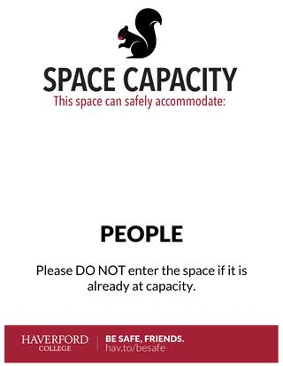 space capacity