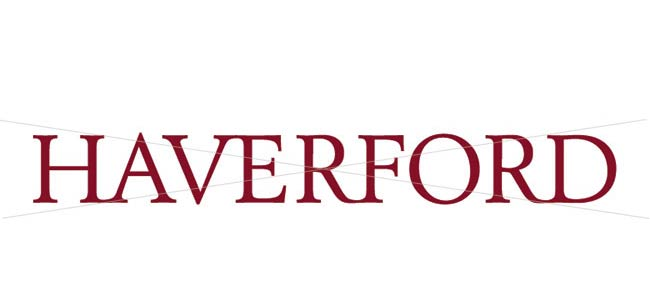 Haverford wordmark