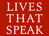Lives That Speak logo