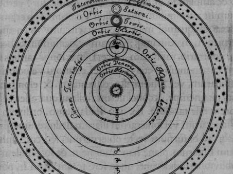 Drawing by Copernicus