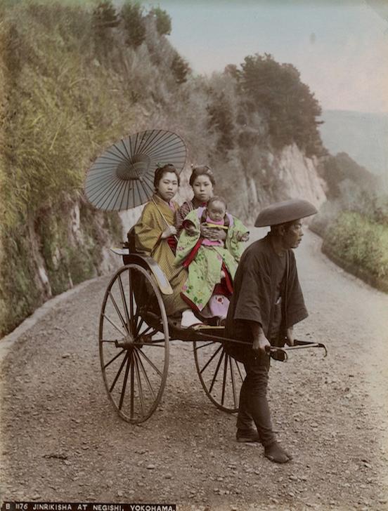 Romanticizing Japan exhibit