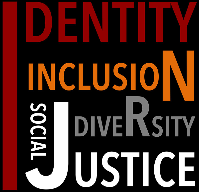 Identity, Inclusion, Social Justice, Diversity