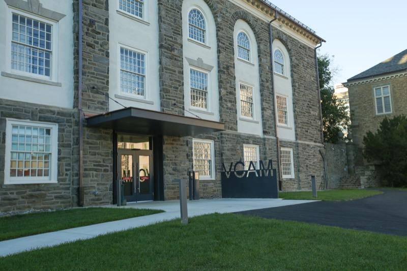 VCAM building exterior