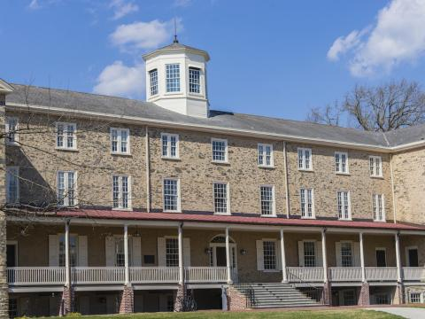 Founders Hall exterior