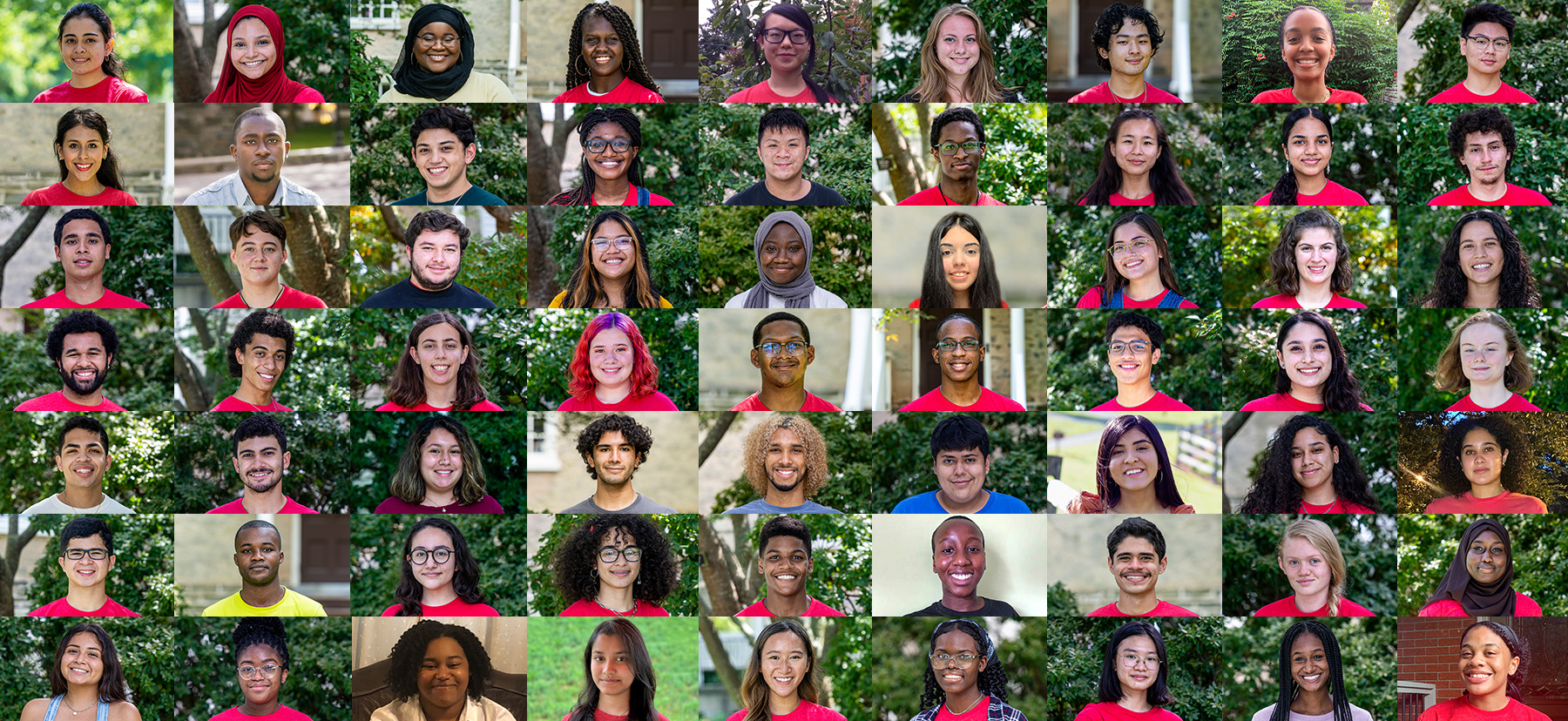 composite of Horizons participants