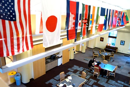 International students admission haverford college - International student services office ...