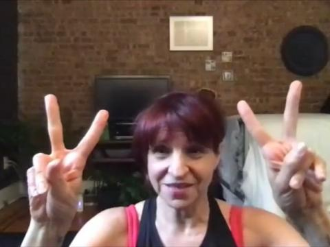 Yoga with Dana Miller '86