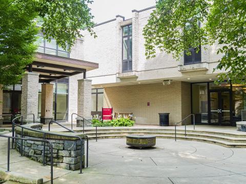 Stokes Hall