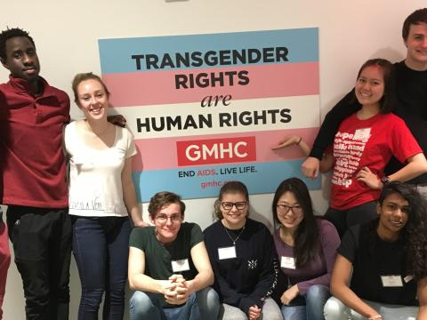AIDS Service Network at GMHC 2018