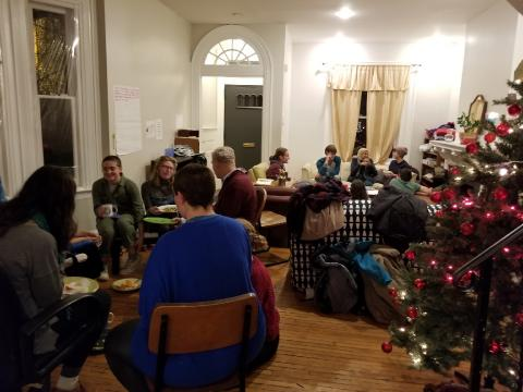 Decolonizing Dinner at Haverford House