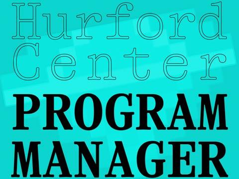 the hurford center is hiring