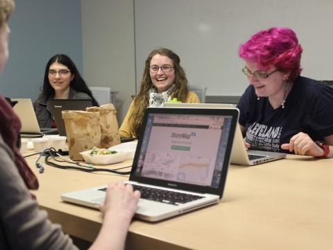 Digital Scholarship Fellows