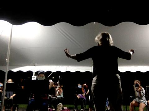 Haverford-Bryn Mawr College Orchestra Concert 10-10-20