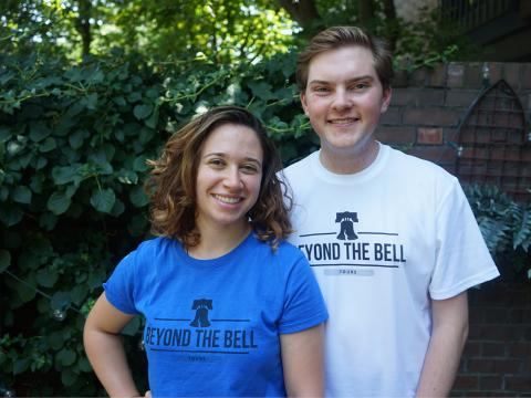 Beyond The Bell Tour Guides