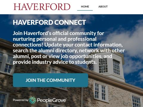 Haverford Connect