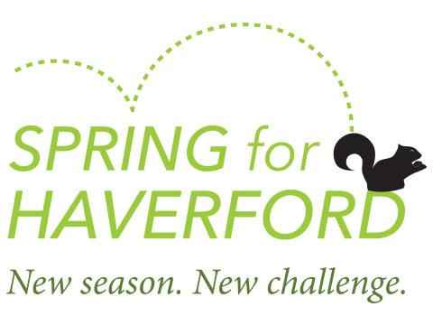 Spring for Haverford
