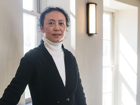 Weiwen Miao portrait