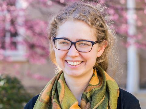 Headshot of Alexandra Corcoran '19