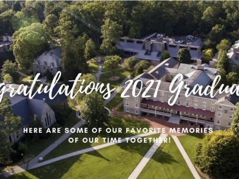 Congratulations 2021 Graduates