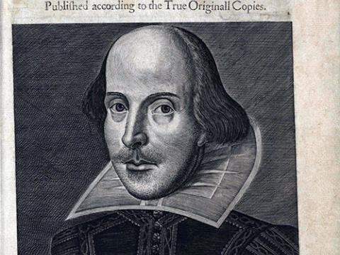 The First Folio of Shakespeare