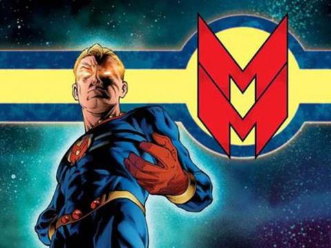 Illustration of Miracleman