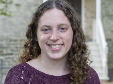 Rebecca Lewinsohn '16
