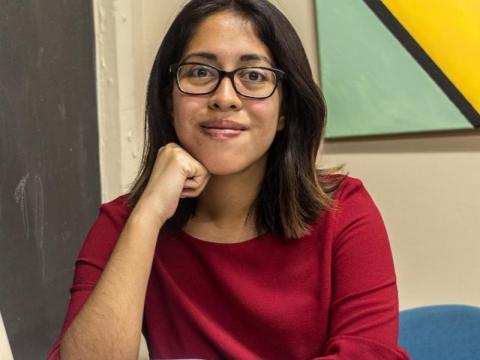Vanessa Quiroz Morales '19