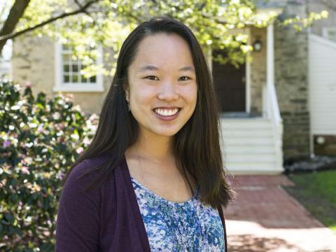 Kathleen Tsai '16