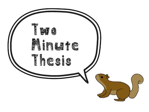 Two Minute Thesis