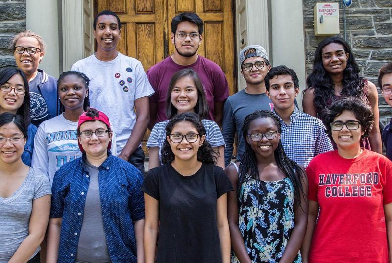 2017 Chesick Scholars
