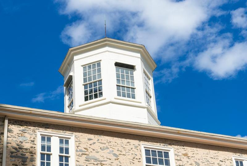 Founders cupola