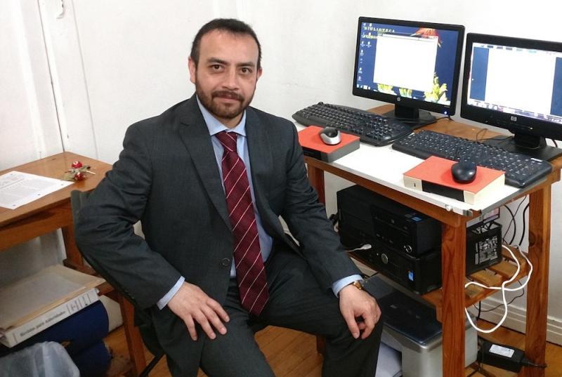 Marco Antonio López Galicia, PhD